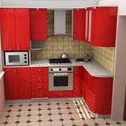 Кухни в 3D