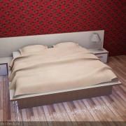 Спальни в 3D